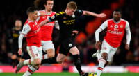 No te pierdas ningún detalle del Manchester City vs. Arsenal.