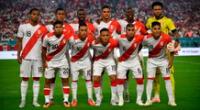Selección peruana luce diferente por el filtro de FaceApp