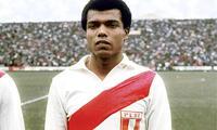 Teófilo Cubillas recordó que se escapó  de sus club para jugar la final contra Colombia.