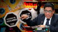 Vicente Zeballos se pronuncia por la resolución de Indecopi