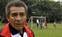 Héctor Chumpitaz se recuperó del coronavirus.