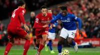 Liverpool vs. Everton: Clásico de la Premier League lo puedes vivir por El Popular.