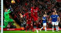Liverpool visita a Everton por el clásico de la Premier League.