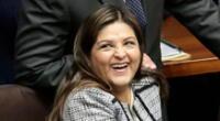 Karina Beteta fue contratada para la Comisión de Inteligencia del Congreso