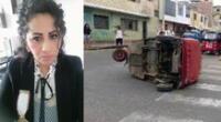 Fiscal logró que se dicte prisión contra  Abelardo Luis Durand Duran por asaltar a mototaxista