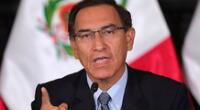 Martín Vizcarra advierte que expropiará clínicas privadas si no hay acuerdo de costo para pacientes con COVID-19.