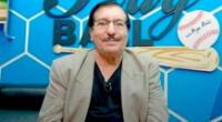 José Francisco Ruiz, reconocido periodista nicaragüense.