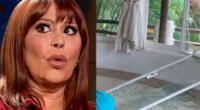 Rockera Alejandra Guzmán dice que pasó el susto de su vida.