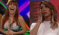 Magaly Medina se burló de Sheyla Rojas.