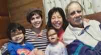 """La Pánfila y sus padres vencieron al coronavirus: """"A empezar de cero"""""""