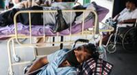 Denuncian falta de oxígeno en el hospital de Huacho