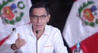Martín Vizcarra no se encuentra de acuerdo con interpelación a ministros.