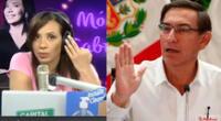Mónica Cabrejos aseguró que, pese a que Martín Vizcarra terminó la cuarentena, ella aún está preocupada pues no cree que haya mejoría.