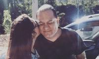 Camila Diez Canseco se presentó junto a su padre Mauricio en Magaly TV La Firme, sin esperar que él le agradeciera por ponerse a cargo de su negocio durante la cuarentena.