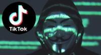 Anonymous utilizó su cuenta de Twitter para denunciar a TikTok.