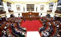 Se obtuvo 82 votos a favor y necesitaba 87 neceseriamente para eliminar la inmunidad parlamentaria.