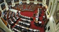 Congreso aprobó la ley que elimina la inmunidad parlamentaria
