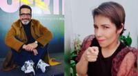 Susan Ochoa y Carlos Carlín se juntan para celebrar el Día del maestro
