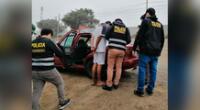 Capturan a presunto violador en Chosica