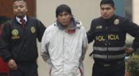 El feminicida Nixon Tello Mariche fue condenado a la pena máxima de cadena perpetua por matar a su pareja