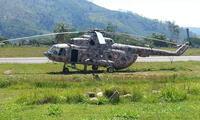 Helicóptero de la FAP desaparece en Amazonas