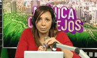 Mónica Cabrejos reveló que quedó bastante afectada tras el asalto que sufrió