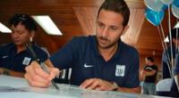 Claudio Pizarro firmaría por Alianza Lima.