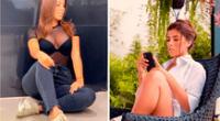Yahaira Plasencia muestra actitud positiva en redes sociales.