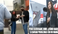 Amy Gutiérrez fue abordada por Magaly TV La Firme y soltó tremenda confesión sobre su situación sentimental al revelar relación con bailarín.