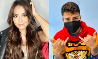 Amy Gutiérrez sorprendió al utilizar sus redes sociales para mandarle unas tiernas palabras a su nueva pareja, Álvaro Peralta, quien se las devolvió.