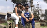Después de que Magaly Medina pusiera al descubierto la denuncia de La Chuecona contra su pareja Omar Bolaños, la actriz cómica sacó las garras por él.