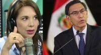 Mónica Cabrejos aseguró que el presidente y sus ministros no entienden que la realidad de los pacientes con coronavirus es diferente a la que ellos tienen.
