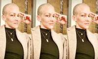 Anahí de Cárdenas utilizó sus redes sociales para mostrar su asombro al levantarse con cejas tras meses sin ellas por sus quimioterapias.