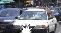 Dictan 9 meses de prisión preventiva contra una banda de delincuentes de taxis colectivos