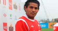 Santiago Acasiete jugó con Jefferson Farfán en la selección.