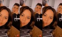 La cantante Amy G tuvo una romántica velada junto a su pareja Álvaro Peralta y lo compartió feliz en redes sociales.