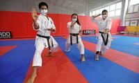 El karate está de vuelta