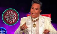 El cantante Jimmy Santi reveló que contrajo el COVID-19 pese a haber estado medicado con remedios naturales, y que ahora se encuentra mejor.