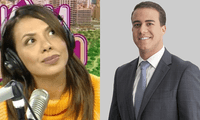 La periodista Mónica Cabrejos mostró su interés por Martín Ruggiero, quien acaba de juramentar en el cargo de ministro de trabajo, en redes sociales.