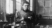 Marie Curie fue una mujer adelantada a su época.