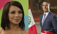 Mónica Cabrejos manifestó nuevamente su atracción por el ministro Martín Ruggiero, y pidió dejarlo trabajar antes de emitir opiniones sobre él.