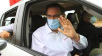 Martín Vizcarra se refirió a las medidas que han dictado por la pandemia del coronavirus.