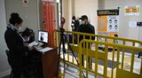 Poder Judicial reinicia mañana el cómputo de los plazos procesales y administrativos