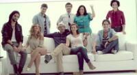 Johanna San Miguel recuerda escena de película 'A los 40' junto a Sofía Rocha