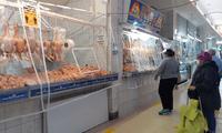 Mercado Central reabre sus puertas de forma parcial
