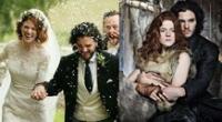Famosos actores de sintonizada serie de HBO.