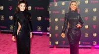 Yahaira Plasencia fue una de las mejores vestidas en Premios Lo Nuestro.
