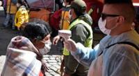 Bolivia bate récord diario con 2 036 nuevos contagios por COVID-19