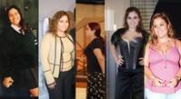 Mire el antes y después de Ethel Pozo, la engreída de Gisela Valcárcel