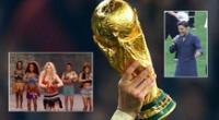 Shakira y Ricky Martin brillaron con su música en los Mundiales de fútbol.